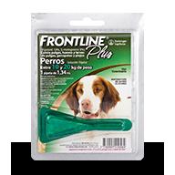 FRONTLINE® PLUS Perros