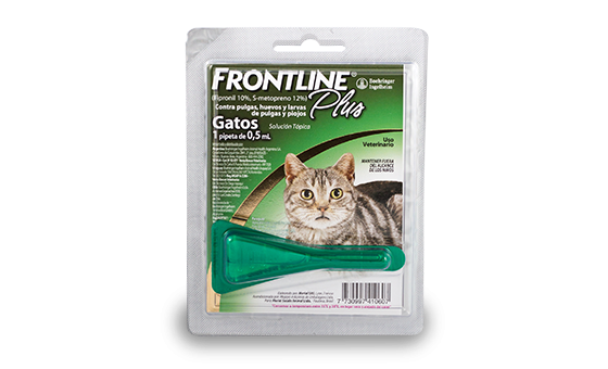 FRONTLINE® PLUS Gatos